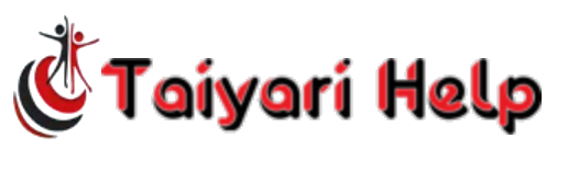 Taiyari Help - Study Materials for Govt Job | Result | Admit Card 2019-20