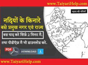 Nadiyon ke kinare base Pramukh Nagar PDF Download
